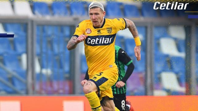 Sassuolo-Parma 1-1, highlights