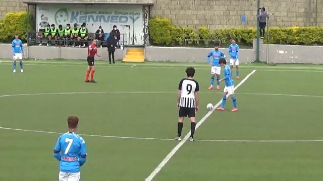 Campionato Under 17 A-B, highlights Napoli-Ascoli 2-1