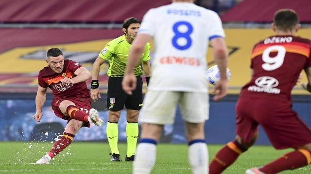 Roma-Atalanta 1-1, highlights