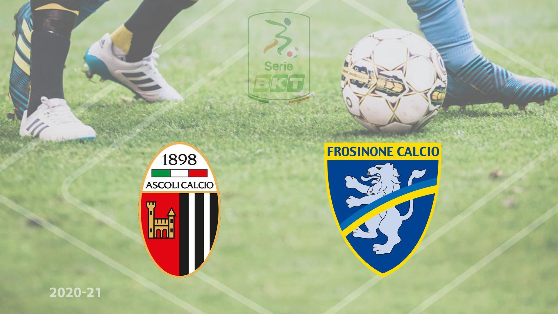 Ascoli-Frosinone