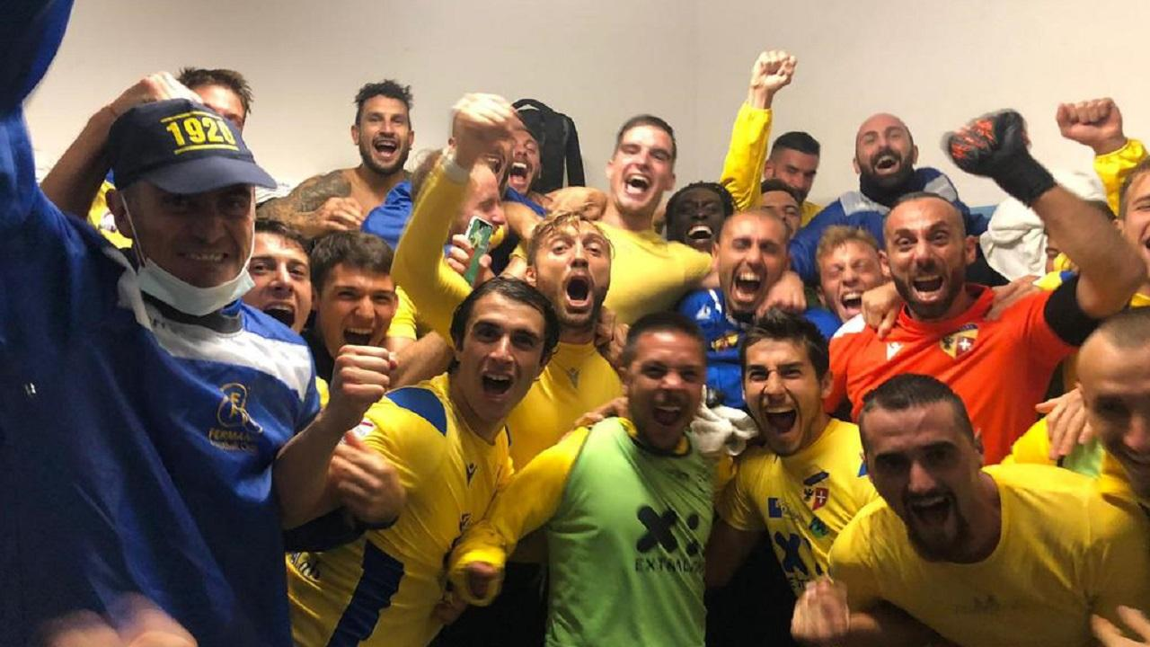 Serie C 7° turno: la Fermana espugna Imola. Finiscono ko Samb, Fano e Vis Pesaro