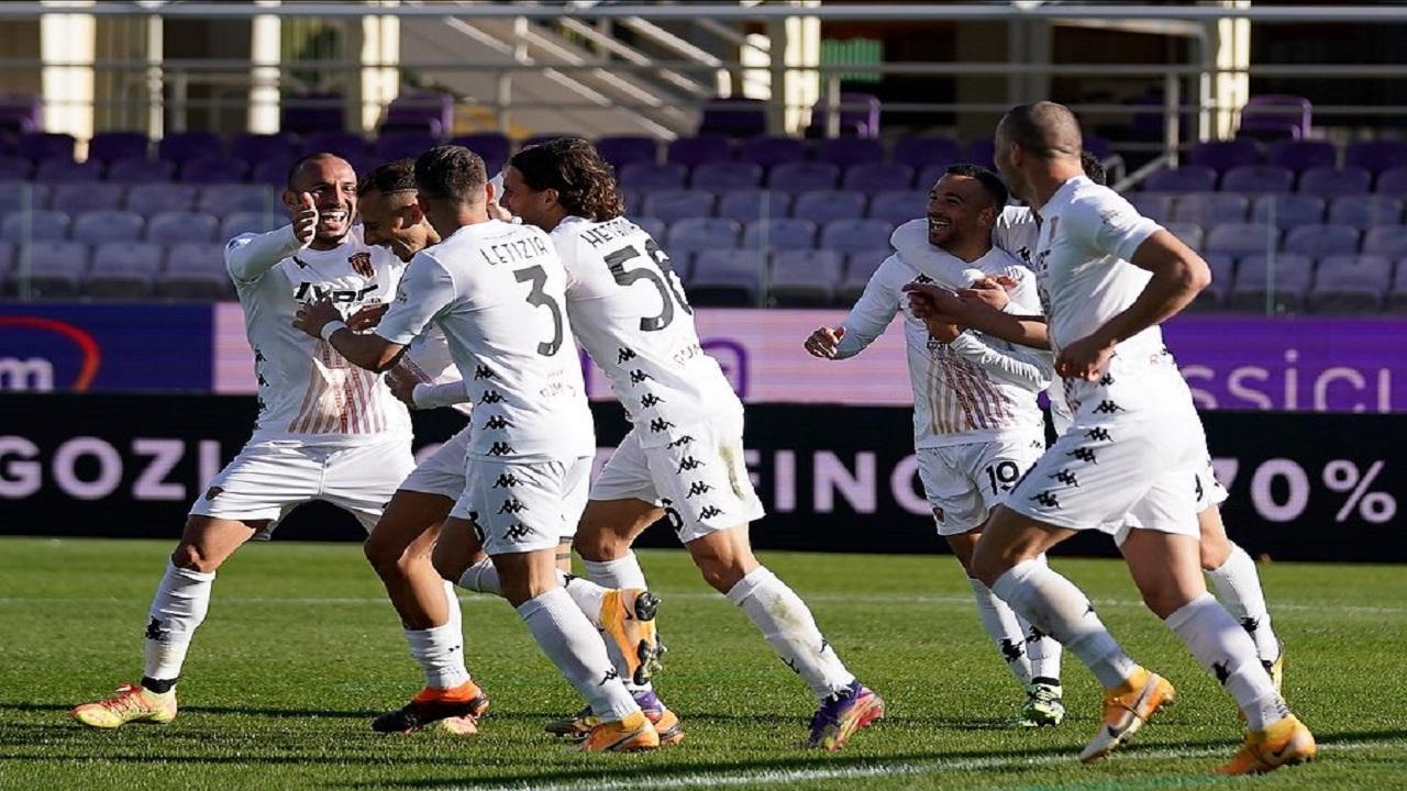 Foto da Twitter ufficiale Benevento
