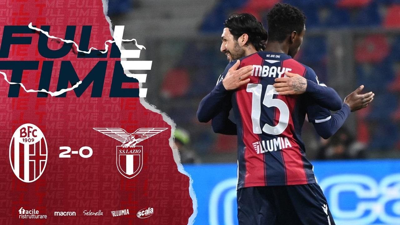 Foto da Twitter ufficiale Bologna