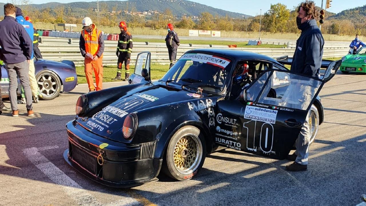 Autodromo dell'Umbria, tutti i risultati della 21esima ''Due Ore Storiche''