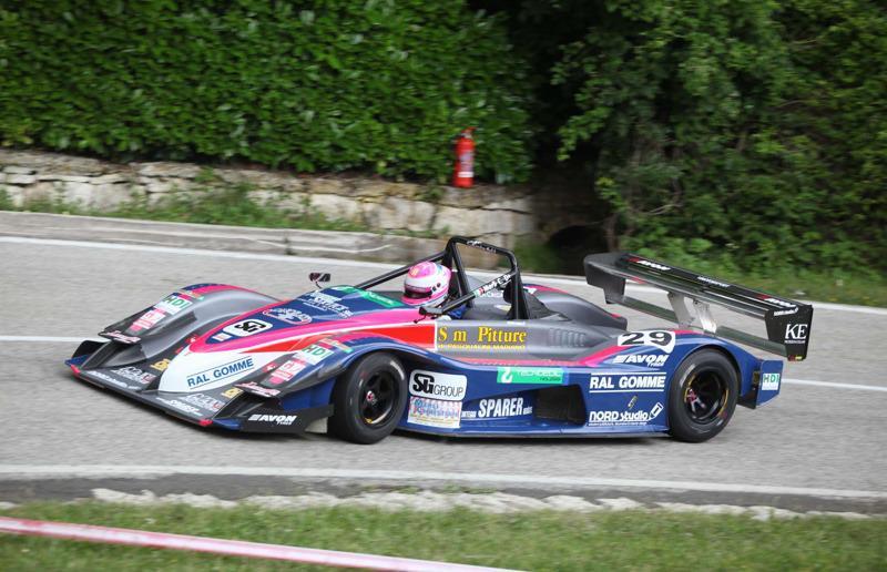 Christian Merli su Osella Pa2000-Honda