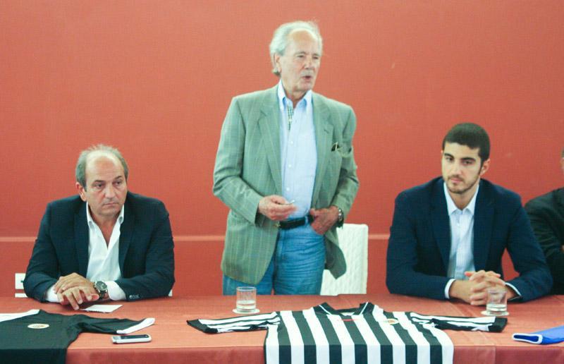 Benigni in conferenza stampa
