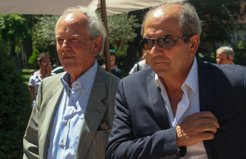 Benigni e Fabiani