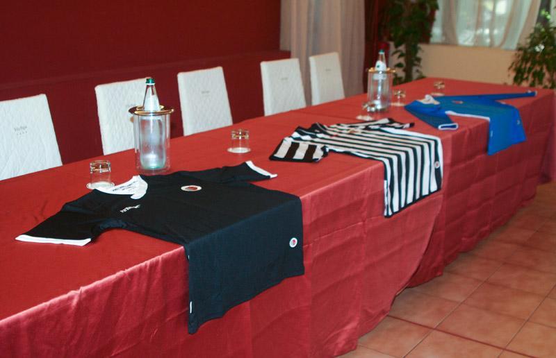 Le nuove maglie per la stagione 2013-14