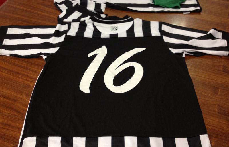 Retro nuova maglia Ascoli Calcio