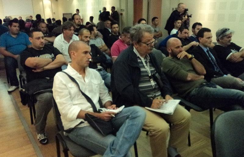 conferenza stampa di presentazione