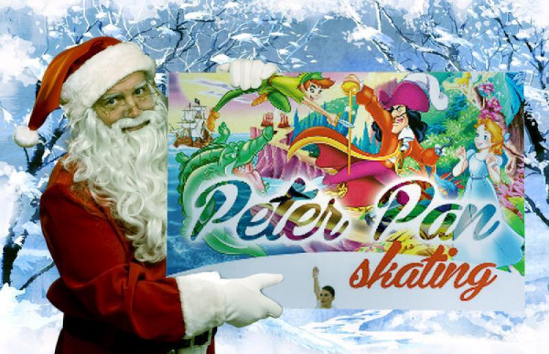 """""""Peter Pan Skating"""""""