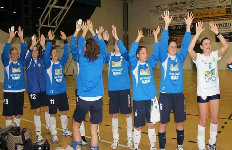 ragazze Lmd Group Pagliare volley