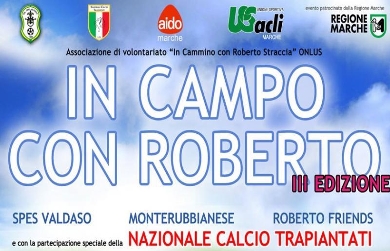 """""""In campo con Roberto"""""""