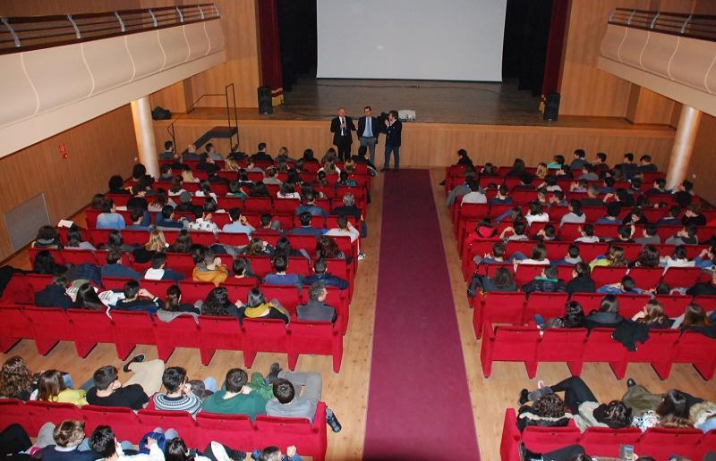 teatro concordia - giornata della memoria 2015