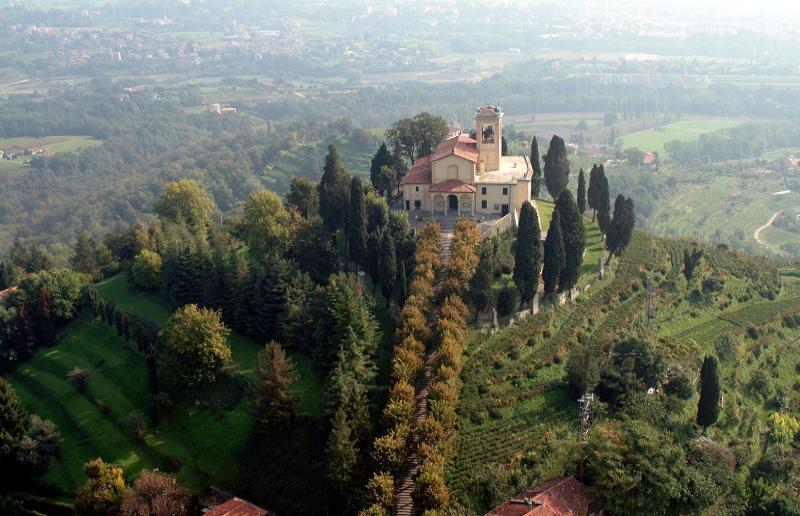 Santuario Beata Vergine del Carmelo - Montevecchia