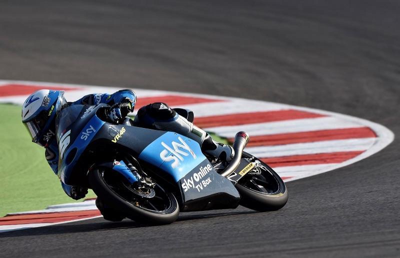 romano fenati - sky racing team by vr46