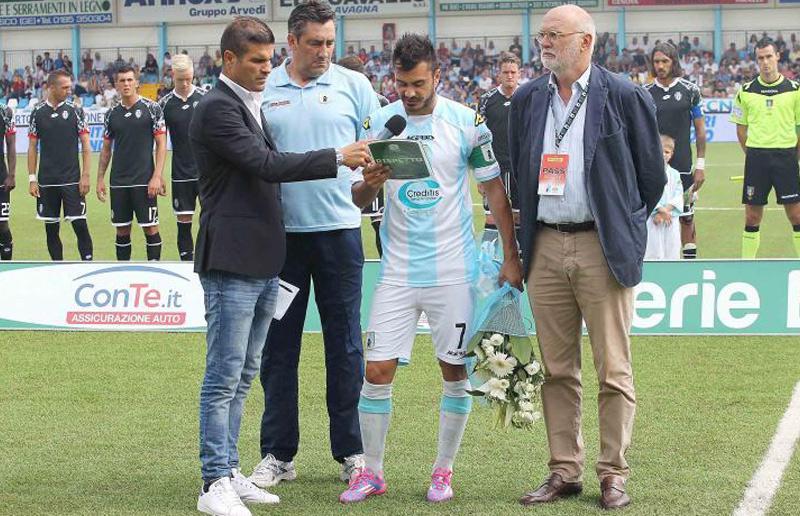 Virtus Entella Cesena (foto www.legab.it)