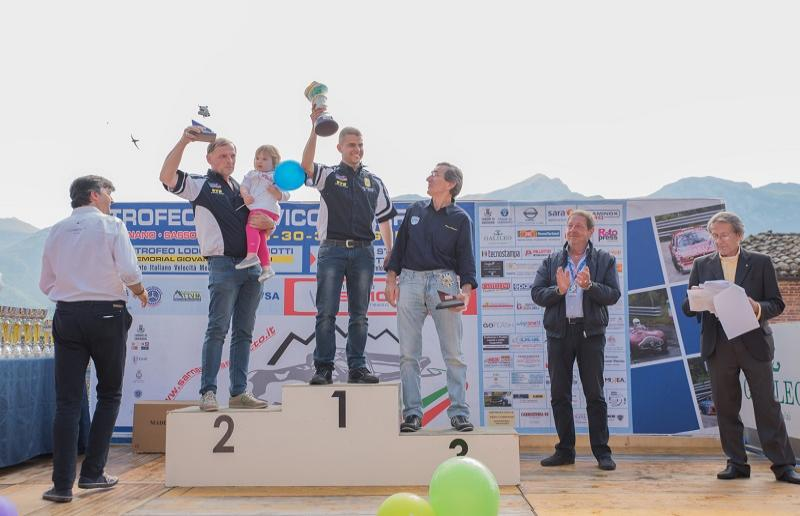 Premiazioni CIVSA 2015