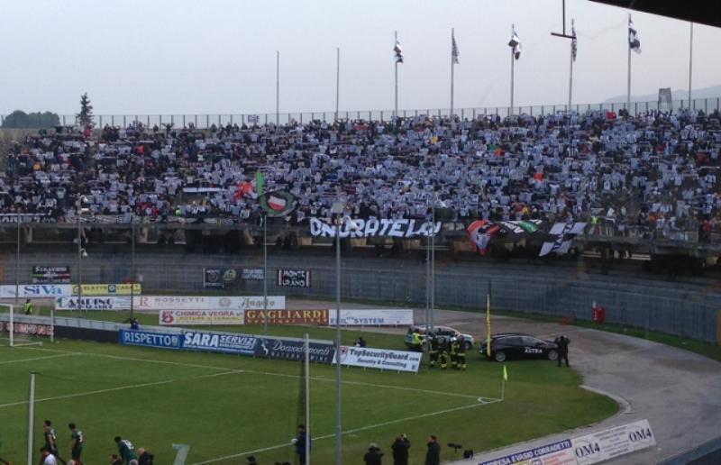 Curva Sud - Stadio Del Duca