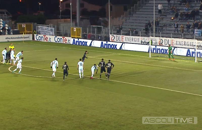 V.Entella-Ascoli 4-0