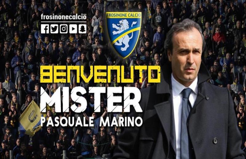 Pasquale Marino (Frosinonecalcio.com)