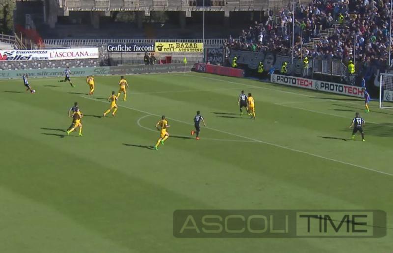 Gol annullato ad Orsolini