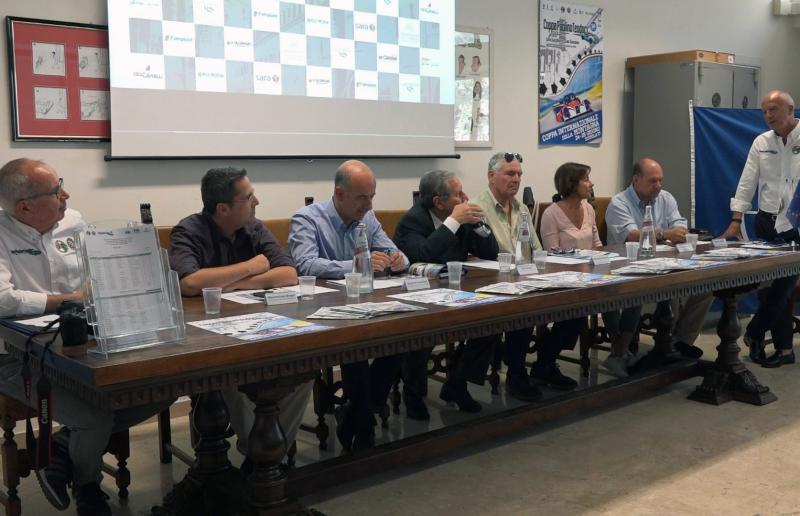 Coppa Teodori 2017 - Presentazione