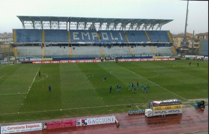 Stadio ''Castellani'' Empoli