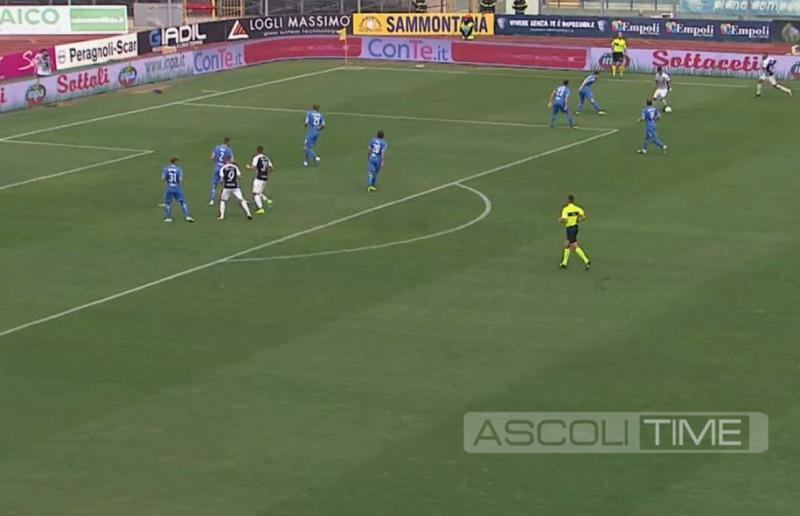 Empoli-Ascoli 3-0
