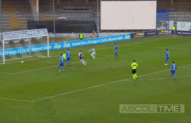 Ascoli-Empoli 1-2