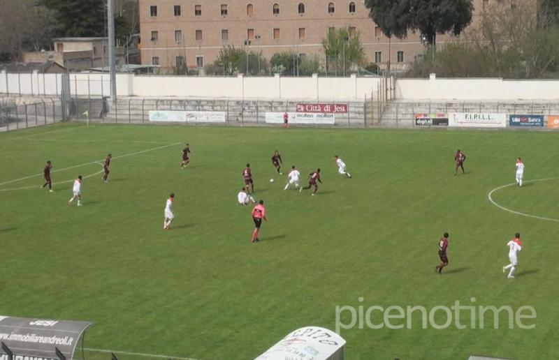 Jesina-Olympia Agnonese 2-1