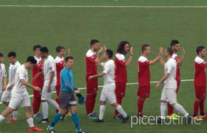 Sangiustese-San Nicolò 0-2