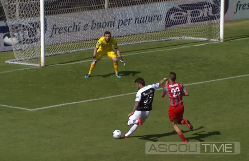 Cremonese-Ascoli 1-2