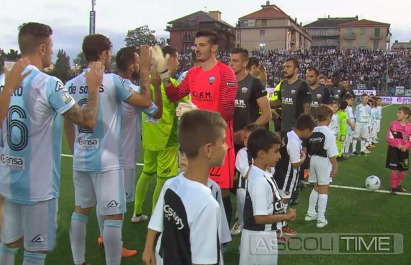 V.Entella-Ascoli 0-0