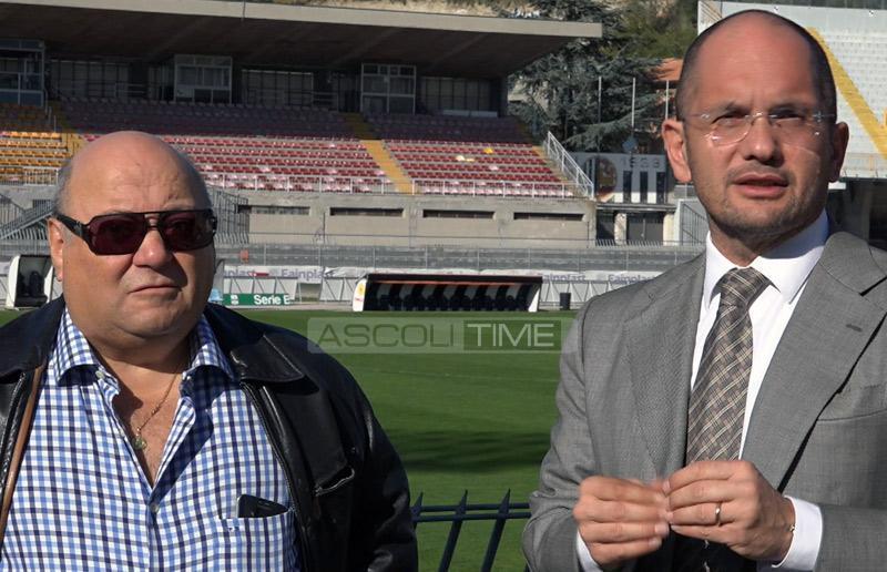 Francesco Bellini e Guido Castelli