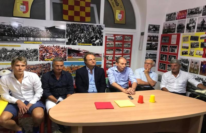 Foto da Facebook Asd Real Giulianova
