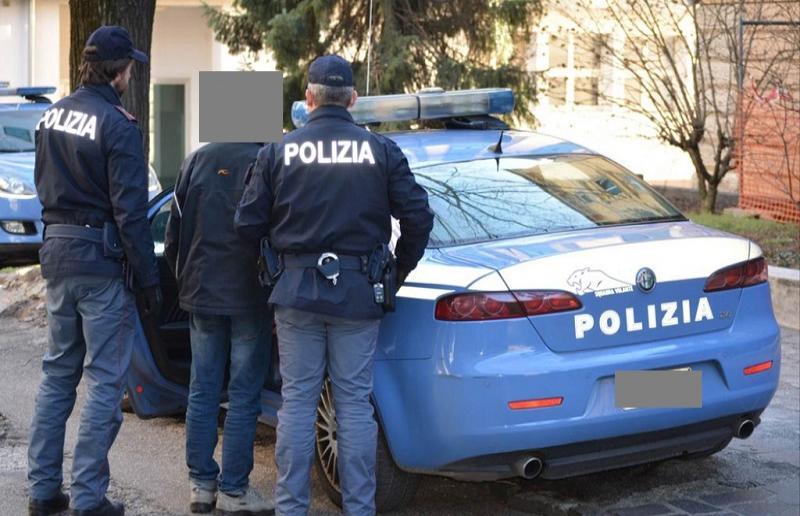 Foto da Questura di Ascoli Piceno