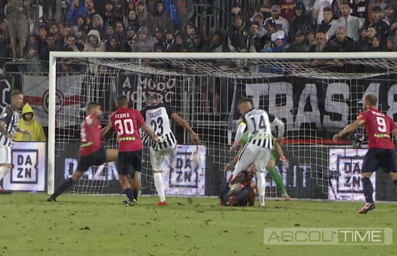 Ascoli-Cosenza 1-1
