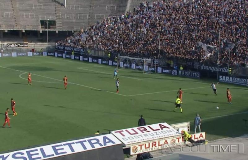 Ascoli-Lecce 1-0