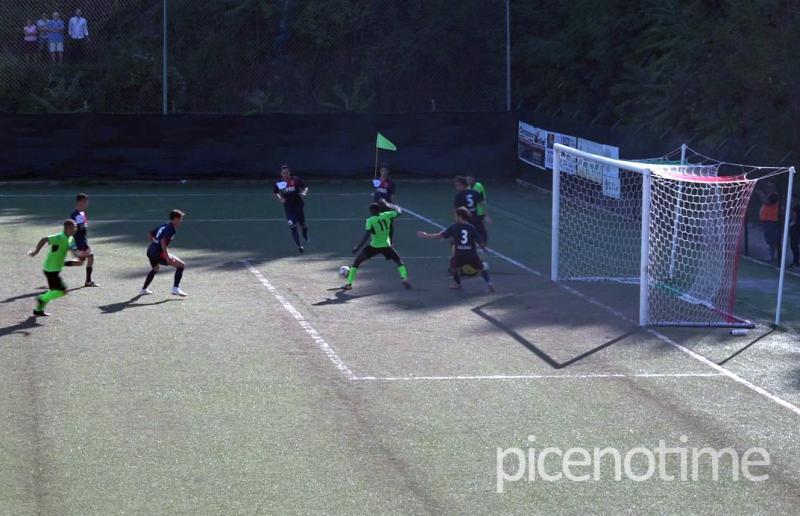Monticelli-Atletico Gallo 2-3