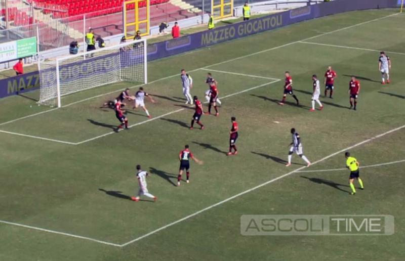 Foggia-Ascoli 3-2