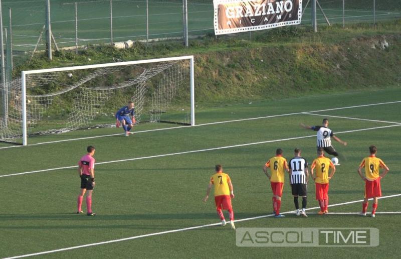 Camp. Primavera Ascoli-Benevento 2-1
