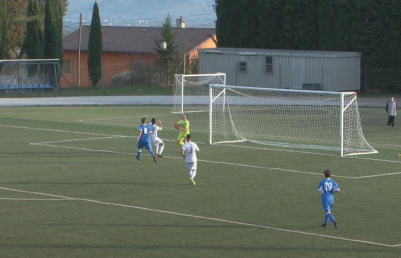 Montefano-Monticelli 1-0