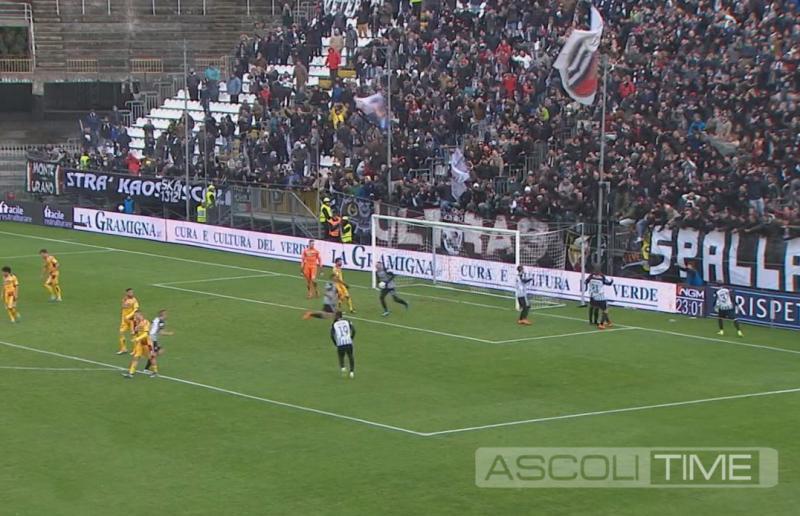 Ascoli-Cittadella 1-1