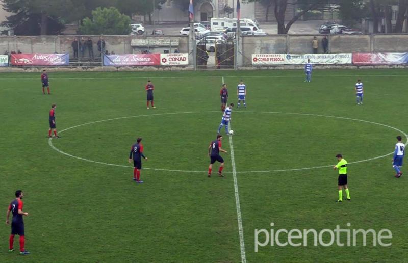 Pergolese - Monticelli 1-0