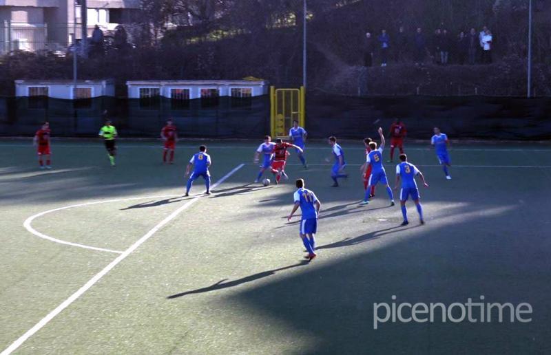 Monticelli-Atletico Alma Fano 1-5