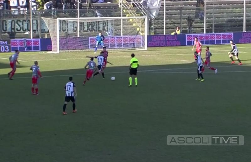 Cremonese-Ascoli 0-1