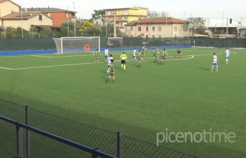Camerano-Monticelli 3-0