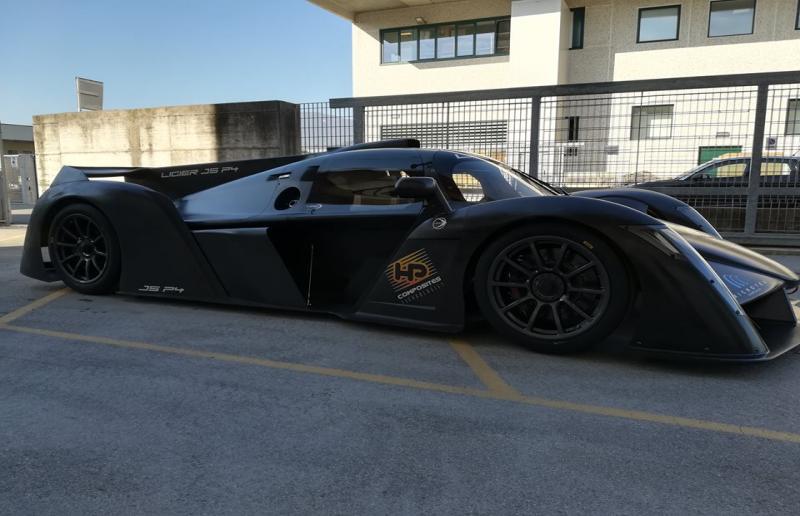 Ligier JS P4 HP Composites