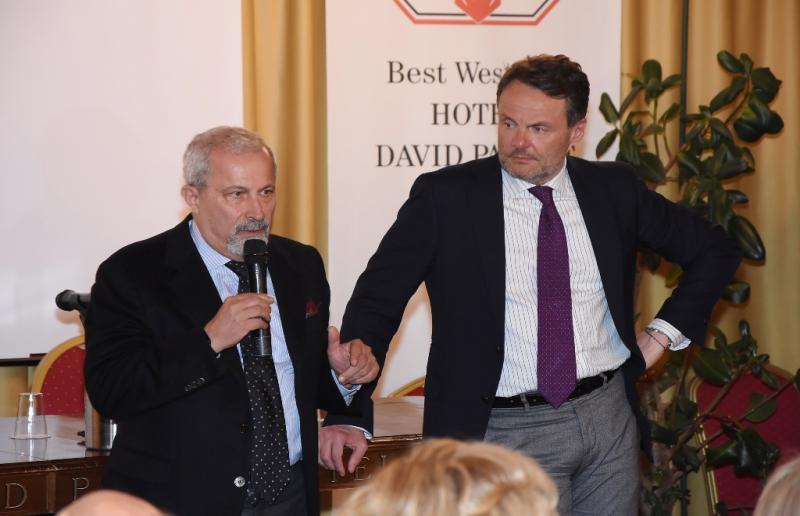 Pasquale D'Avella e Marco Cassolo